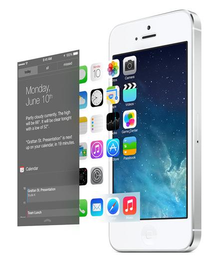 iOS 7 Sense