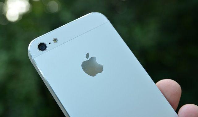 iPhone 5 Camera Pic