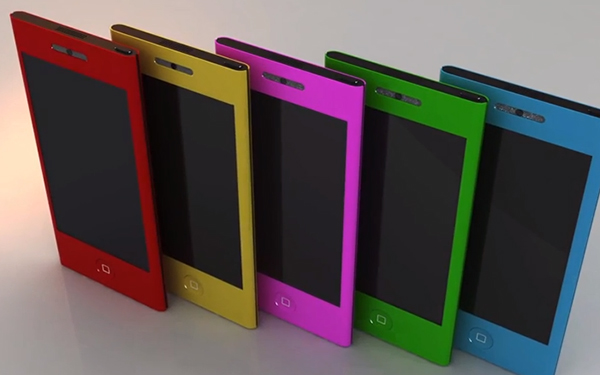 iPhone Joy - iPhone Low-Cost Concept