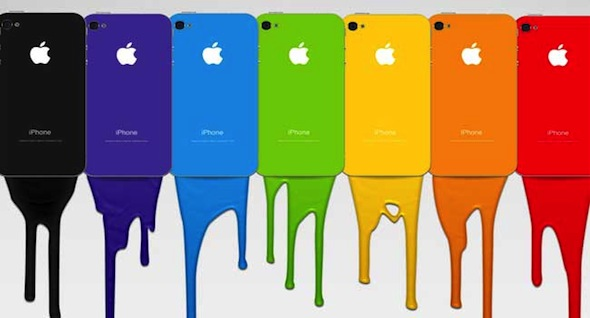 Colores iPhone Low-Cost