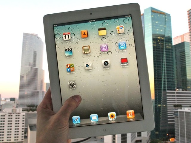 iPad 2 Display