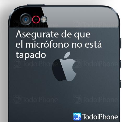 Solución al Problema de Audio en la Grabación de Vídeos en el iPhone 5