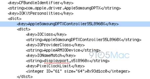 iOS 7 A7 Code