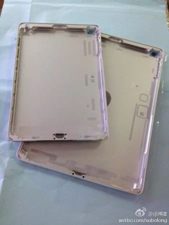 iPad mini 2 y iPad 5 - Carcasa back