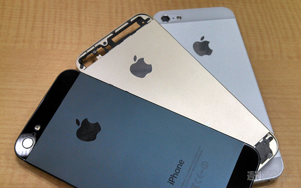 iPhone 5S Gold - 2