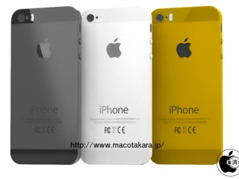 iPhone 5S Oro