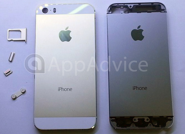 iPhone 5S Oro vs iPhone 5S Negro