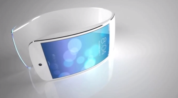 iWatch Concept con iOS 7 - 2