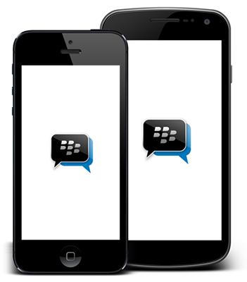 BBM iOS y Android