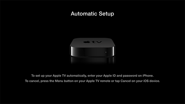 Configurar Apple TV con dispositivos iOS - 2