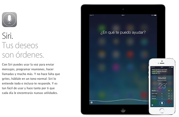 Siri Sale de Beta con iOS 7 - 1