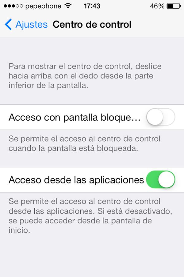 Solucion Fallo Seguridad iOS 7