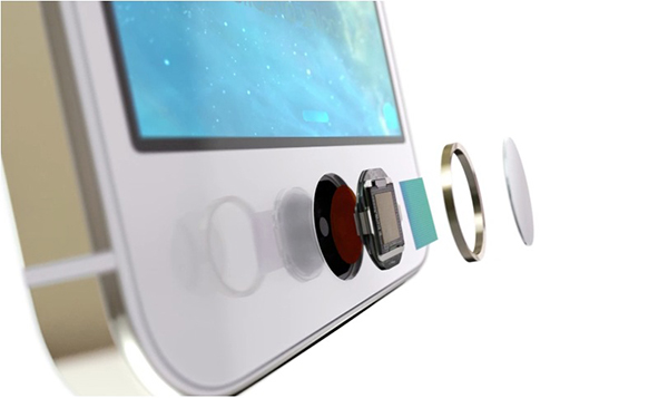 Touch ID Sensor - iPhone 5S - 1