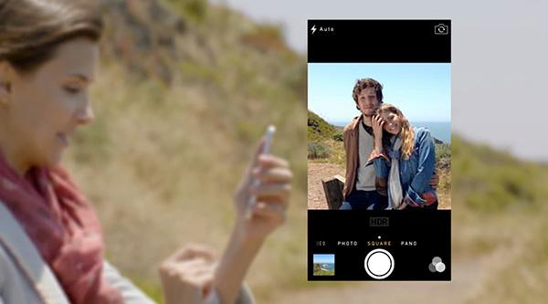 iOS 7 Camara App