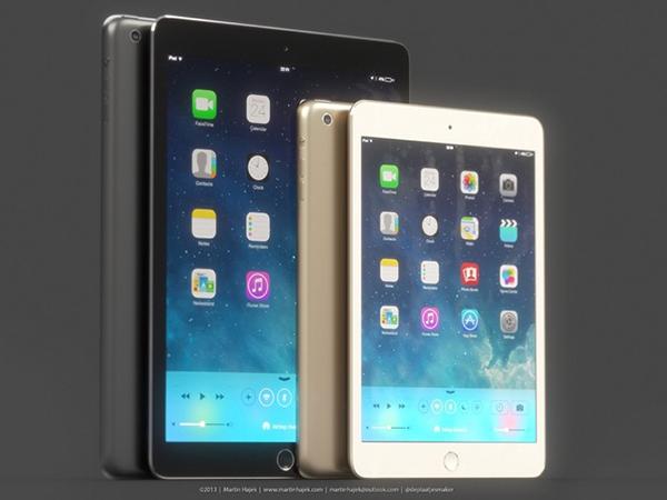 iPad 5 Gold - 2