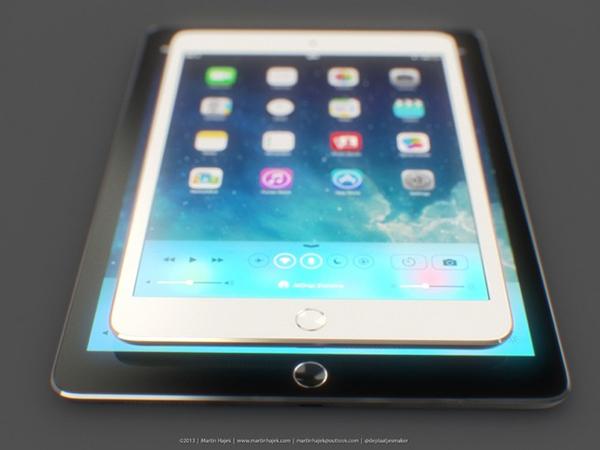 iPad 5 Gold - 3