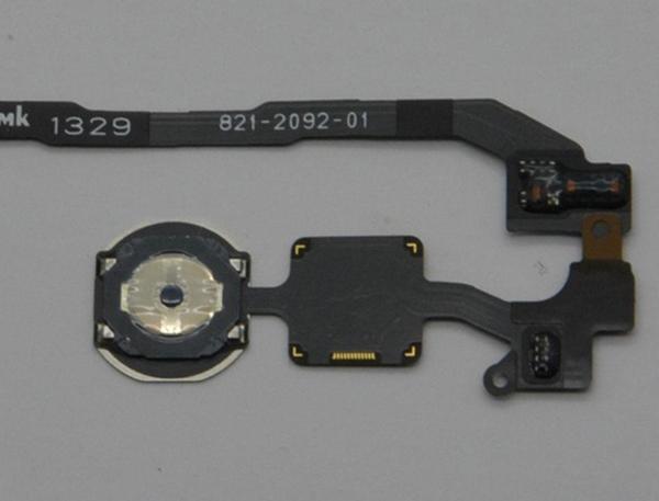 iPhone 5S Fingerprint Front