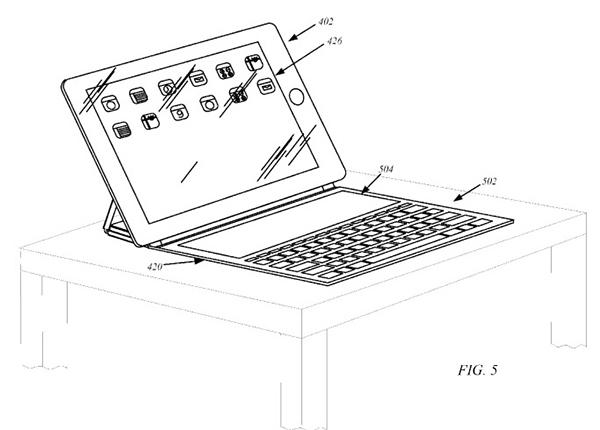 Apple Smart Cover Patente