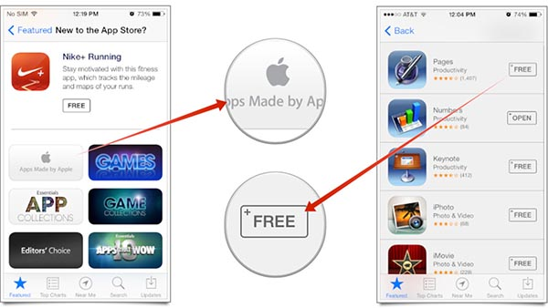 iphone imovie gratis