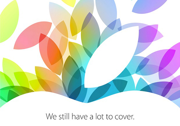 Evento Apple - We still have a lot to cover