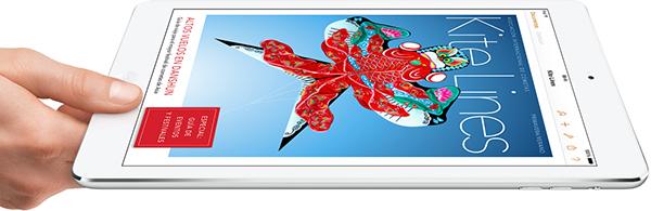 iPad Air - Diseño
