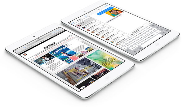 iPad mini Retina - Wireless