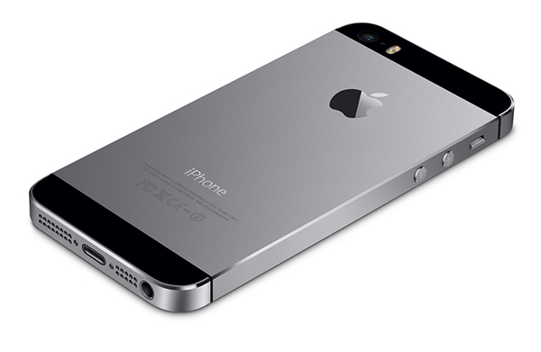 iPhone 5s Backover