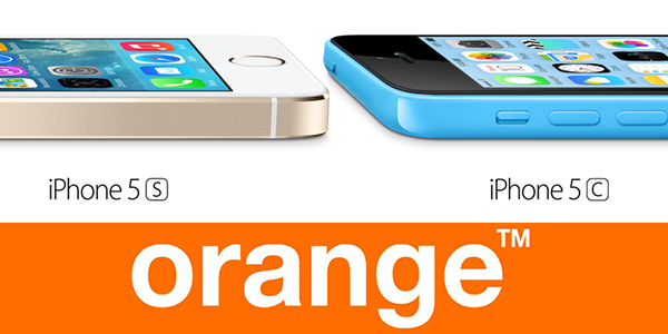 iPhone 5s iPhone 5c precio tarifas orange