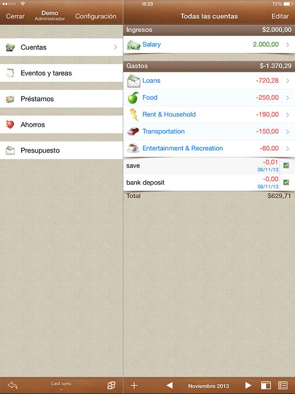 Alzex Finance - screenshot 2