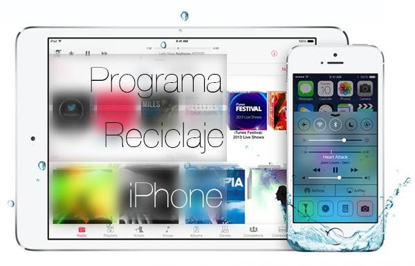 Apple Cambia iPhone Mojados