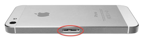 Apple Cambia iPhone Sensor Humedad Activado