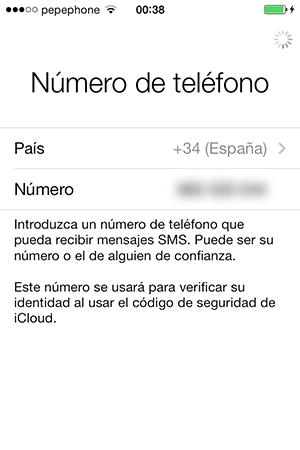 Configurar Llavero iCloud iPhone y iPad - 4