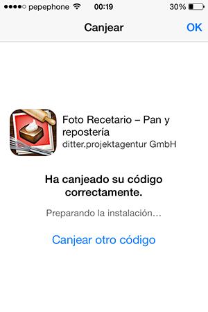 Foto Recetario – Pan Repostería - App Apple Store - 2