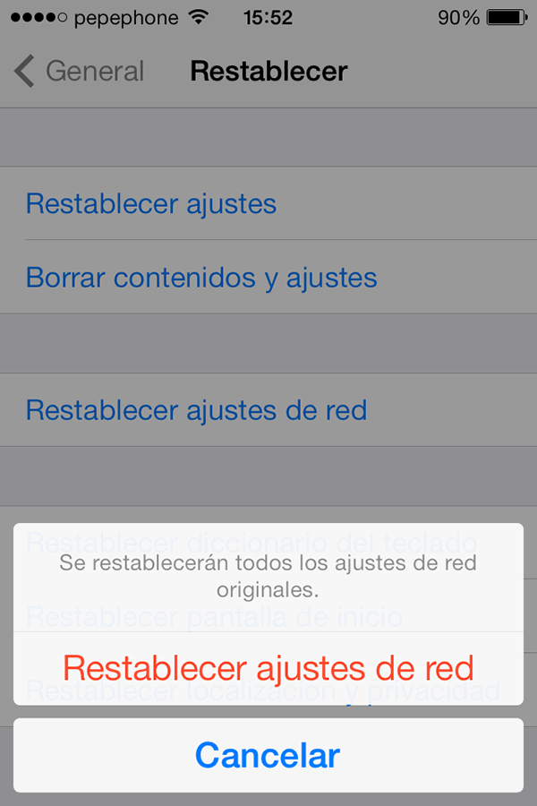 Solucion Error Verificacion Software Nuevo iOS 7