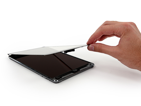iPad mini Retina Desmontaje - Pantalla Retina