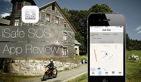 iSafe SOS - App Review