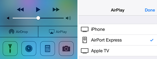Guia AirPlay - Airport Express