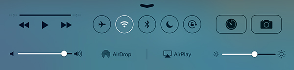 Guia AirPlay - Centro de Control