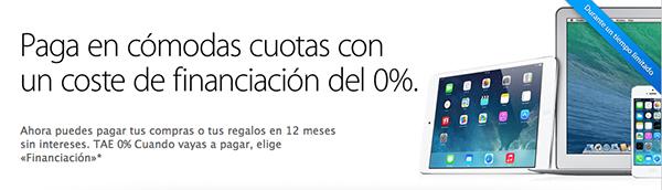 Programa Financiacion 0 porciento 2013 - Cuotas