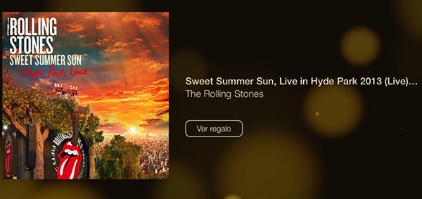 Rolling Stones - 12 Dias de Regalos