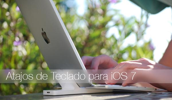 Atajos Teclado iOS 7