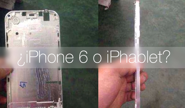Rumores iPhablet iPhone 6