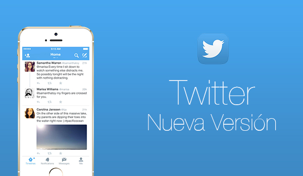 Twitter iPhone iPad Logo iOS 7