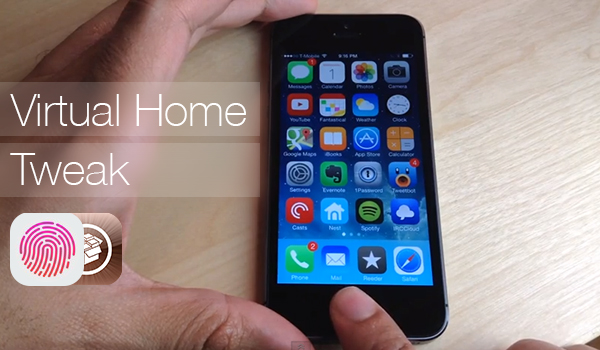 Virtual Home - Tweak iOS 7