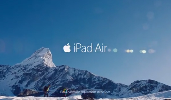 iPad Air - Anuncio TV