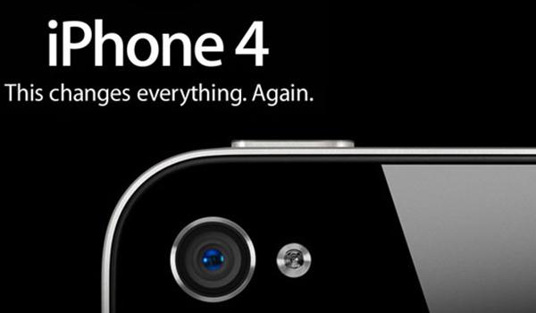 iPhone 4 Camara