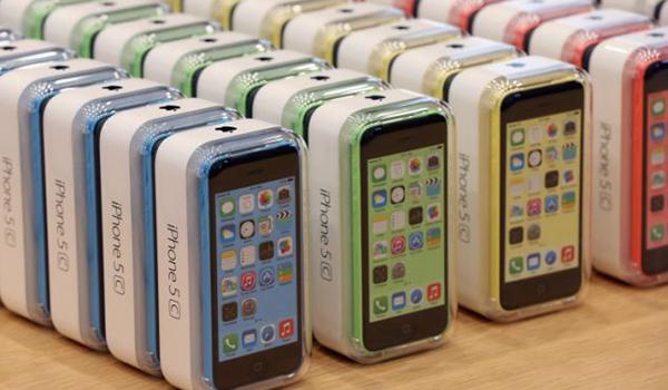 iPhone 5c - Apple Store