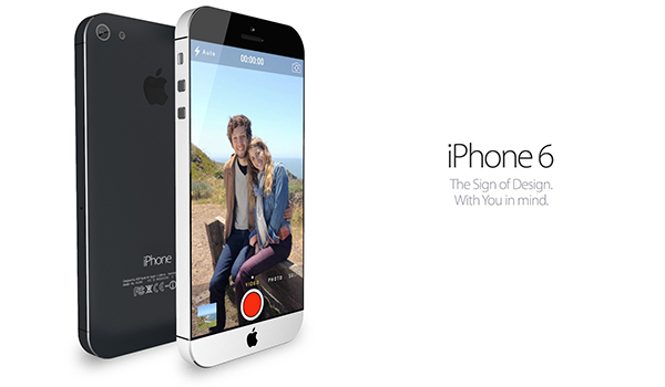 iPhone 6 Camara 8 Mpx Estabilizador - Concepto