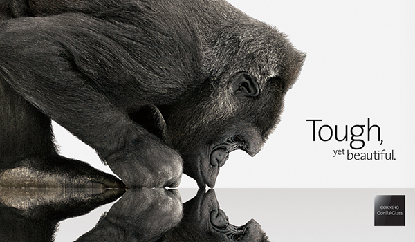 iPhone Gorilla Glass