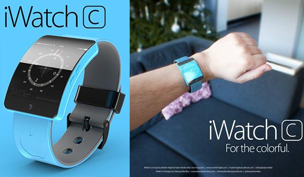 iWatch C - Concepto